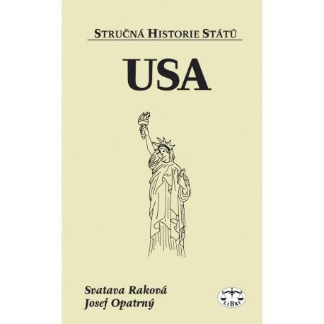 USA (stručná historie států): Josef Opatrný, Svatava Raková
